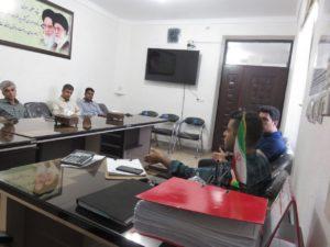 اولین جلسه گروه تخصصی برق