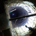 بازدید دستگاه نظارت از چاه ارت