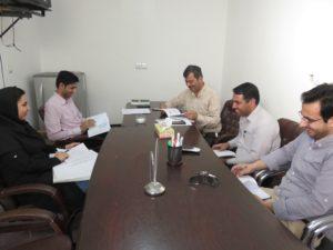 دومین جلسه کمیته تخصصی عمران